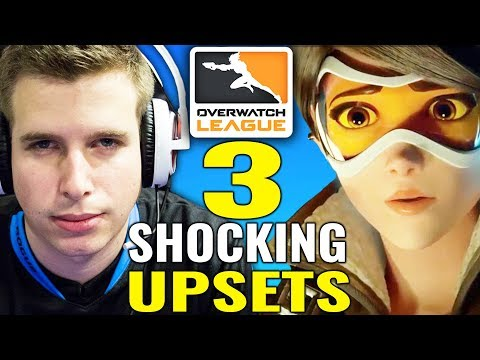 SHOCKING Upsets for Seoul, New York & London as Dallas Fuel signs AKM [Overwatch League News]
