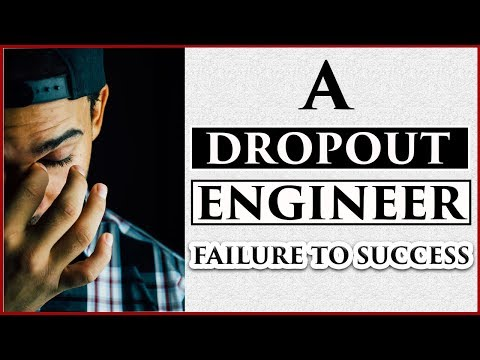 A DROPOUT ENGINEER | My Story of Failure to Success in Hindi
