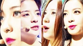 《Comeback Special》f(x) (에프엑스) - 4 Walls(포월즈) @인기가요 Inkigayo …