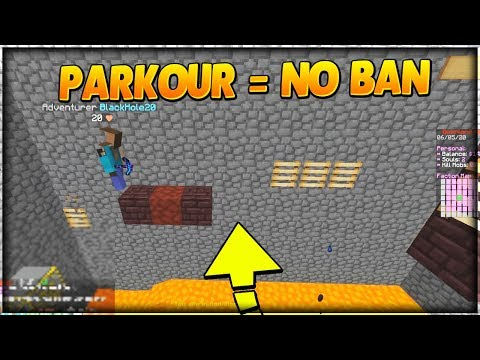 COMPLETE The PARKOUR To NOT BE BANNED! | SaiCoPvP Staff Series #20