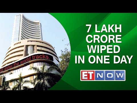 Dalal Street: Worst Meltdown Since 2008 | Rs 7 Lakh Cr Wiped Out In One Day