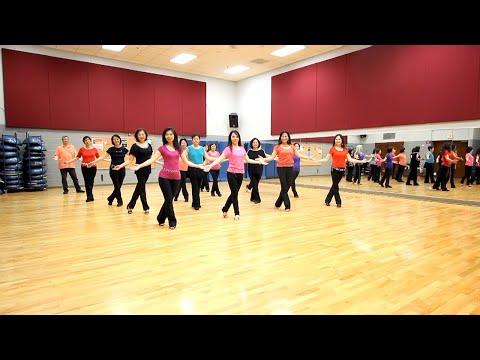 Lion Heart - Line Dance (Dance & Teach in English & 中文)