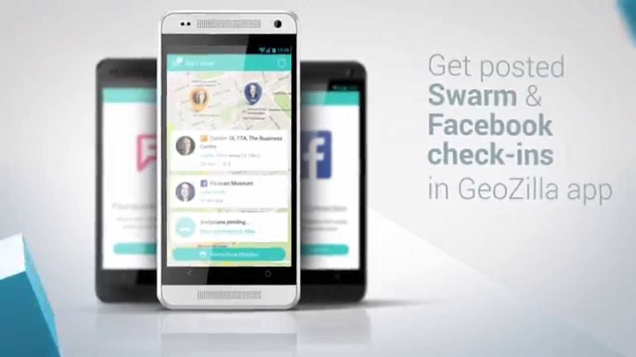 GeoZilla - Family Locator App
