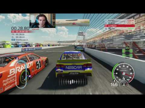 NASCAR '15 [Season 3] - Race 19/36 - Lenox Industrial Tools 301