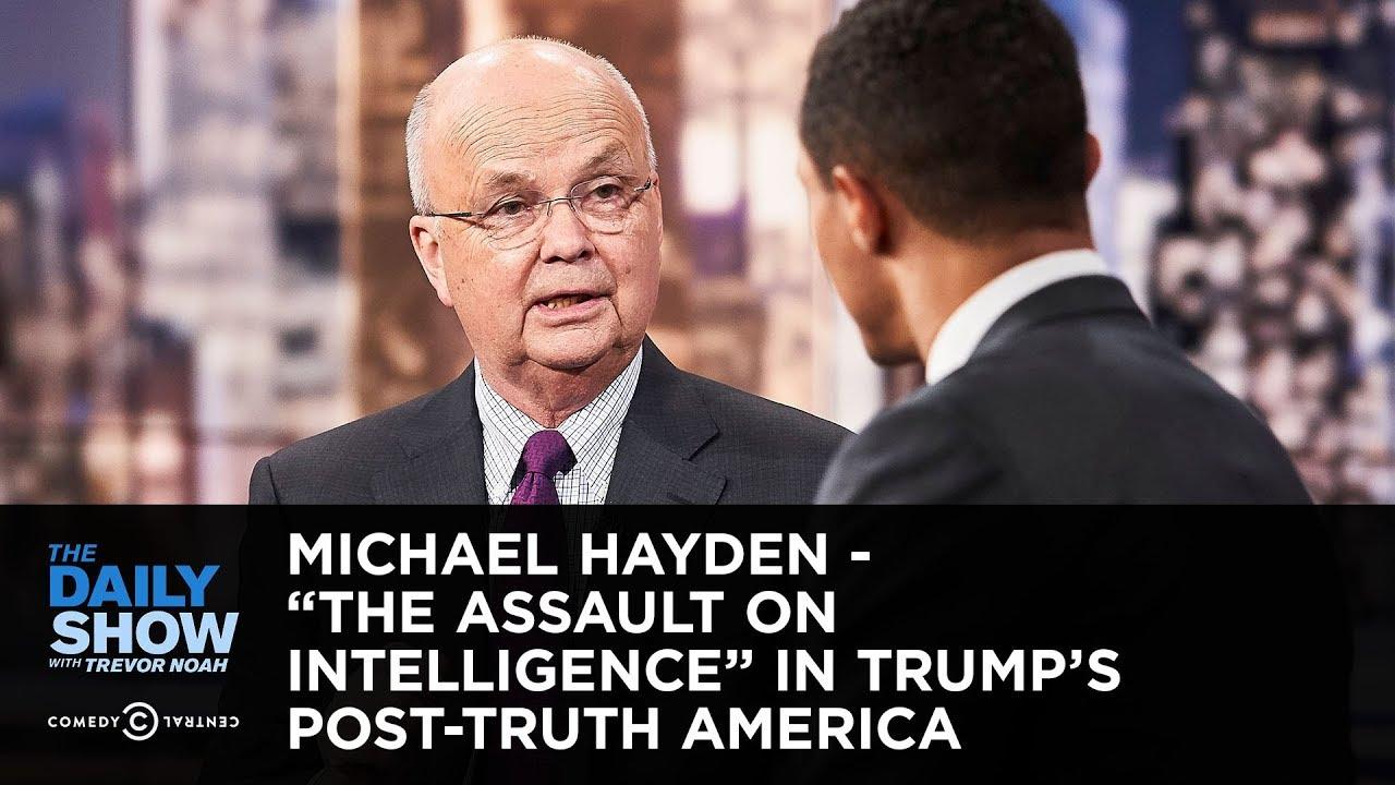 Michael Hayden -