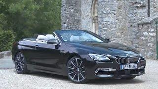 Essai BMW Serie 6 640i Cabriolet Exclusince 2015