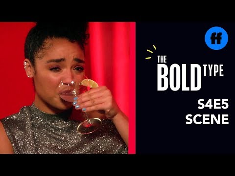 The Bold Type Season 4, Episode 5 | Kat Worries That She's A Lesbian Stereotype | Freeform