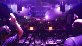 Carl Cox b2b Joseph Capriati - Live @ Space Ibiza July 2016
