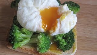 Яйца пашот. Видео рецепт яиц пашот