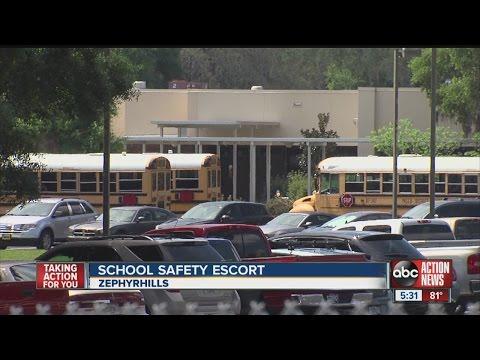 School requires monitors for bathroom breaks