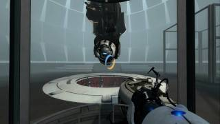 - Portal 2 Wheatley becomes GLaDOS