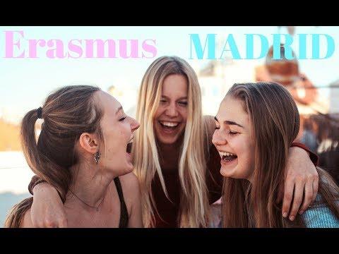 My Erasmus experience in Madrid, Spain!