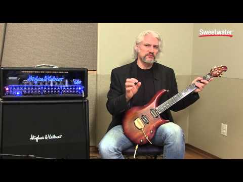 Music Man John Petrucci Majesty Artisan Guitar Review by Sweetwater Sound