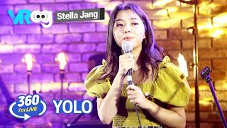 I'm live ep.121 stella jang joining us on this week's is singer-songwriter jang! musician known for her exceptional songwriting skill...