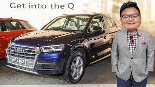 FIRST LOOK: 2019 Audi Q5 in Malaysia - RM340k