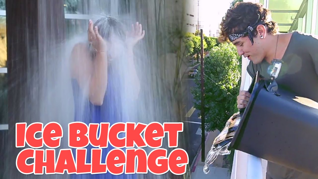 Lia Marie Johnson ALS Ice Bucket Challenge - Lia Marie Johnson ALS Ice Bucket Challenge