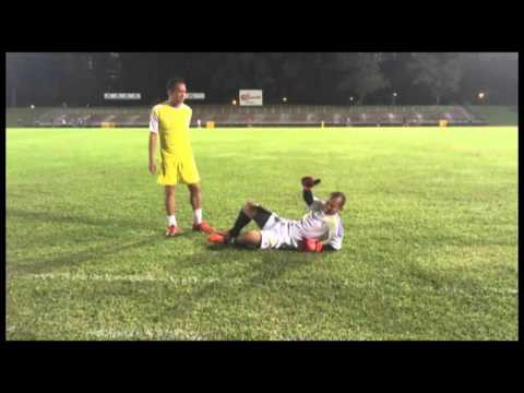 Highlights From Geylang International's 6-0 Win Over Happy Feet FC