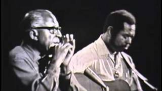 Sonny Terry and Brownie McGhee pt 3