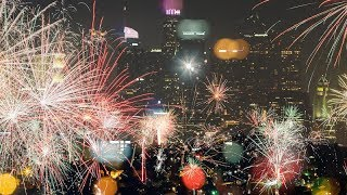 Fourth of July in Los Angeles