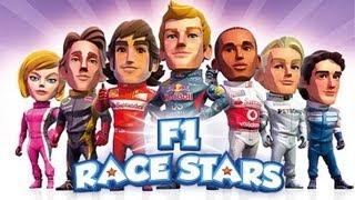 Vidéo Test F1 Race Stars
