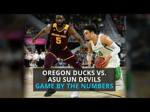 Dillon Brooks leads Oregon Ducks over Arizona State in Pac-12 men