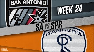 San Antonio FC vs Swope Park Rangers: August 25, 2018