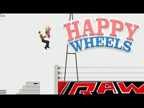 Happy Wheels: WWE German Suplex - Part 388