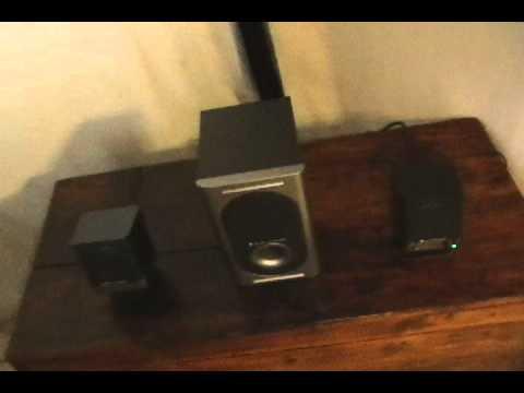 altec lansing 221 youtube rh youtube com Altec Lansing 251 Setup Altec Lansing 251 Speakers Manual
