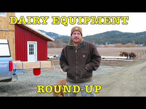Dairy Equipment Round-up: Milking Equipment, Parlor Pieces And Dairy Wares