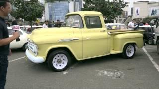 El show de los Autos Antiguos Clásicos Perú