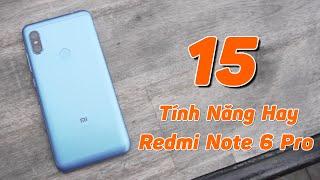 15 tính năng hấp dẫn trên Redmi Note 6 Pro