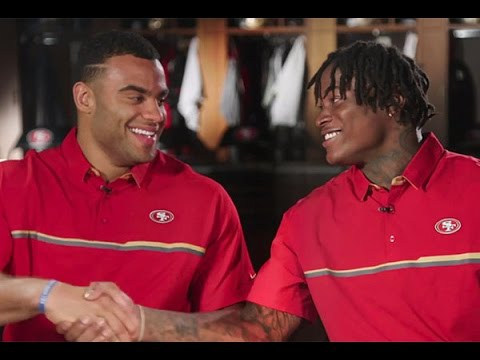 Getting to Know Solomon Thomas and Reuben Foster