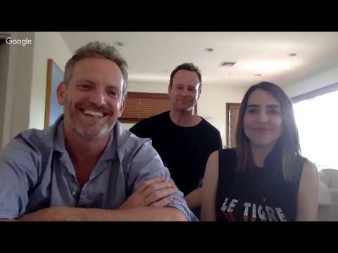 Hugh Davidson, Larry Dorf, Rachel Ramras chat creating 'Nobodies' with Melissa McCarthy