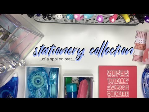 stationery collection