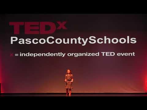 TEDx Talks: Ezra Frech   Olivia James   TEDxPascoCountySchools