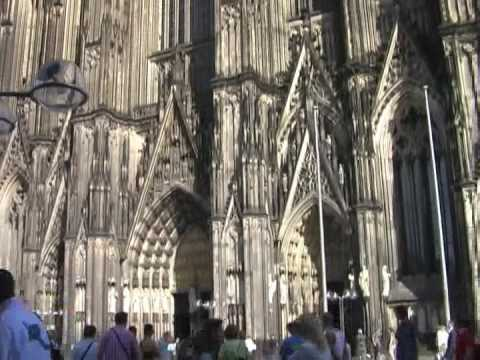 Cologne Cathedral External