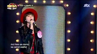 Shannon Williams 샤넌 I dreamed a dream (히든싱어2 아이유 편) Hidden Singer