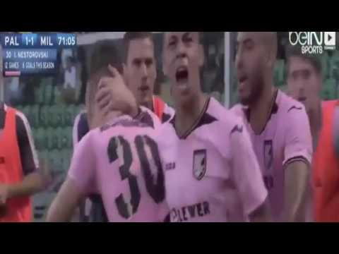 Palermo 1-2 Milan - Maç Özeti