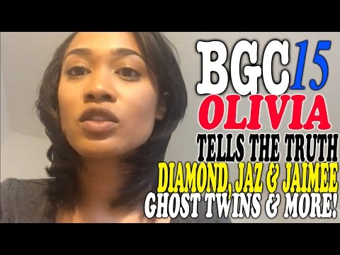 BGC15 Oliva TELLS THE TRUTH about Bad Girls Club, Jaimee & Jaz Ghost Twins & More