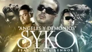 syko ft zion y lennox angeles y demonios mp3