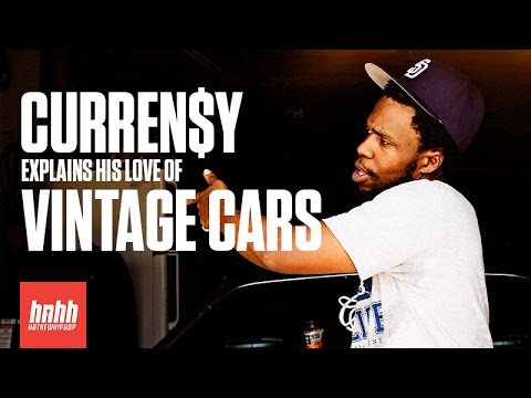 Curren$y on Vintage Cars, Buying One off Lil Wayne + More (In-Depth Interview)