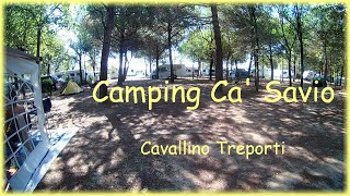 🚕⛺ Camping Ca' Saטio - Cavallino Treporti
