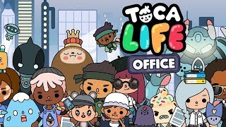 Toca Life Office Gameplay