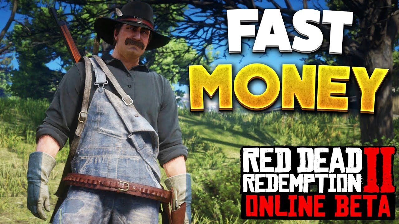 fastest way to make money rdr2 online red dead online how to make money fast rdr2 online money 4165