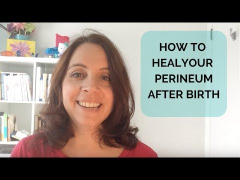 How to get Proper care of Your Perineum Following Childbirth