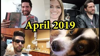 April 2019 - Journal/Vlog