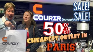 CHEAPEST OUTLET IN PARIS/ MUST VISIT/TIBETAN VLOGGER