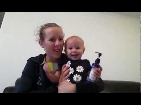 how to get rid of cradle cap with coconut oil