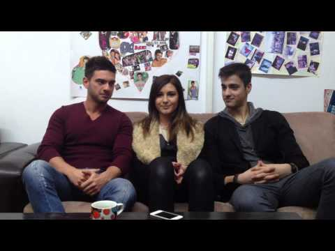 Alina, Dorian si Liviu - 3 prieteni veseli si vacantele lor