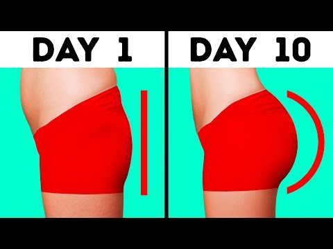 Here's What Will Happen If You Do 100 Squats for 30 Days